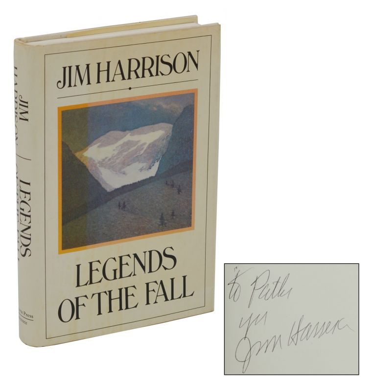Legends of the Fall. Jim Harrison.