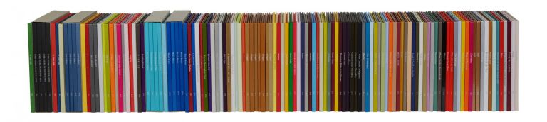 One Picture Book Series: Complete Set #1-100. Artists.