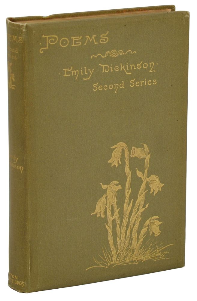 Poems: Second Series. Emily Dickinson.