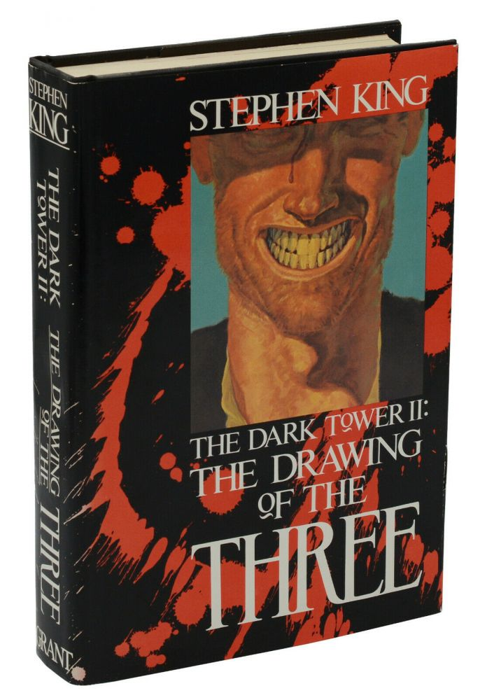 The Dark Tower II: The Drawing of the Three. Stephen King, Phil Hale.