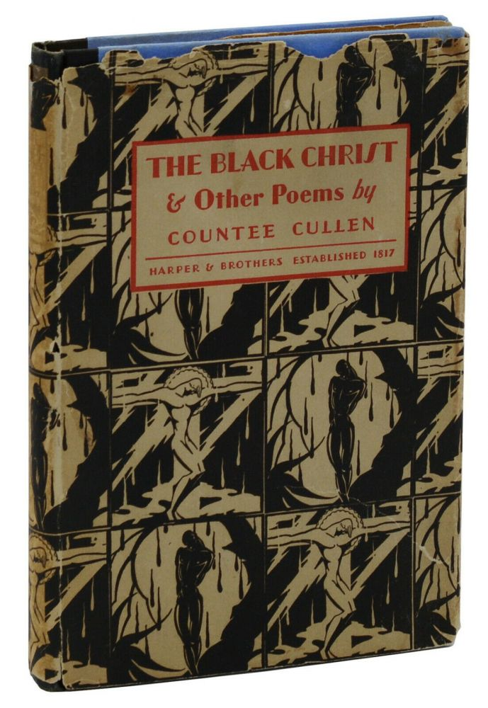 The Black Christ & Other Poems. Countee Cullen, Charles Cullen, Illustration.