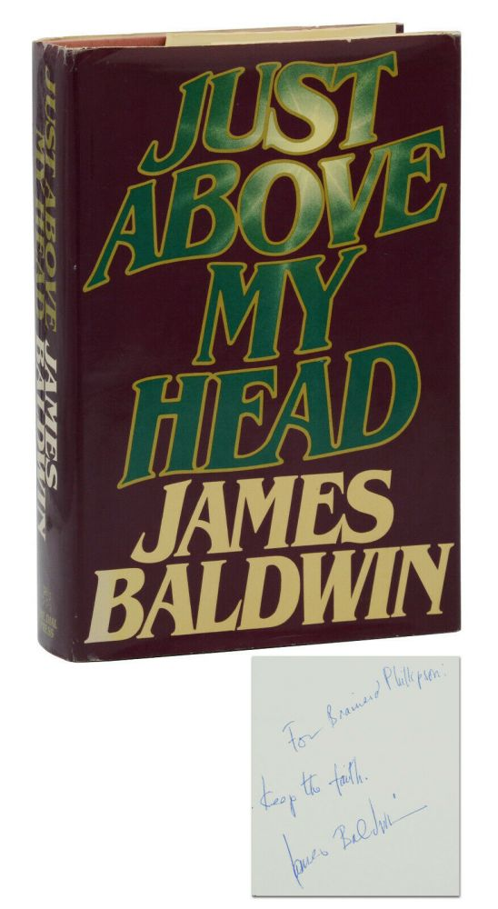 Just Above My Head. James Baldwin.