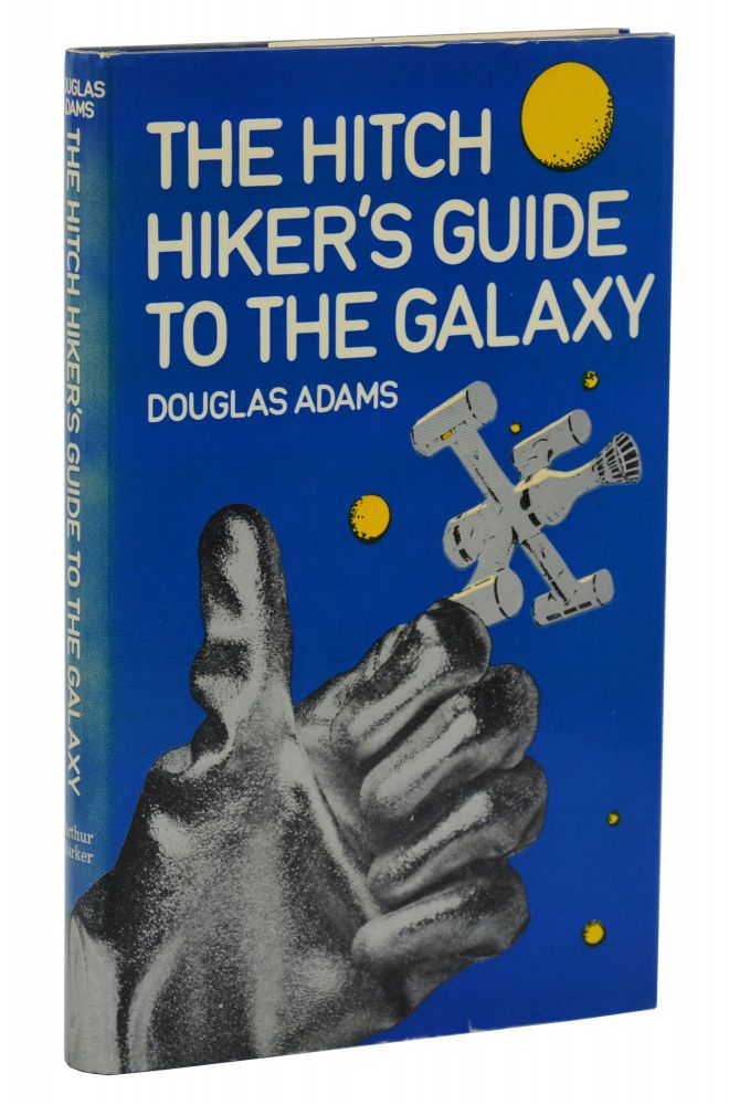 Hitch Hiker's Guide to the Galaxy. Douglas Adams.