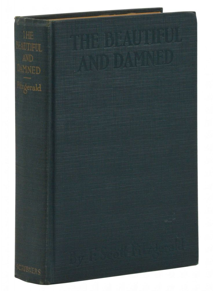 The Beautiful and the Damned. F. Scott Fitzgerald.