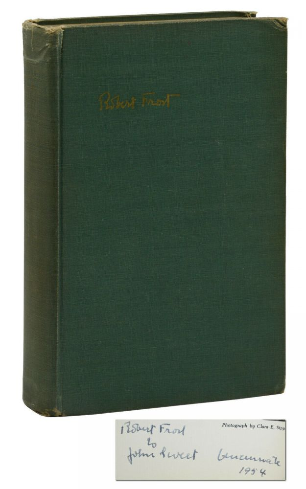 The Complete Poems of Robert Frost. Robert Frost.