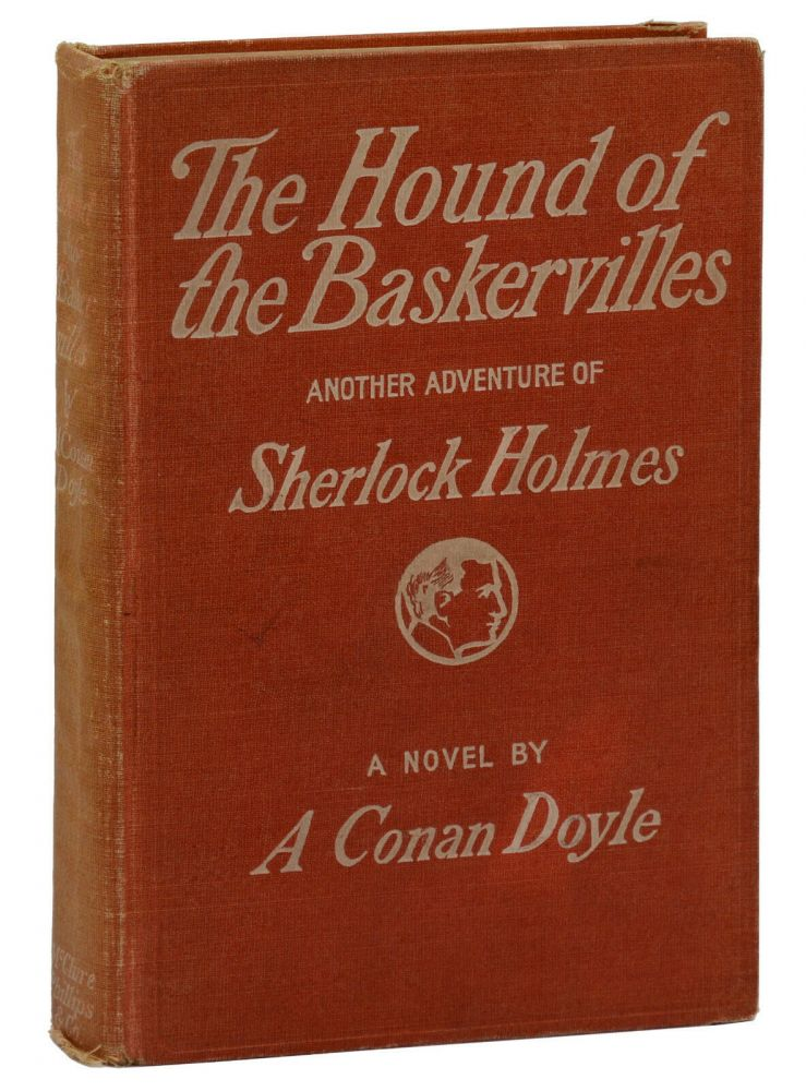 The Hound of the Baskervilles: Another Adventure of Sherlock Holmes. Arthur Conan Doyle.