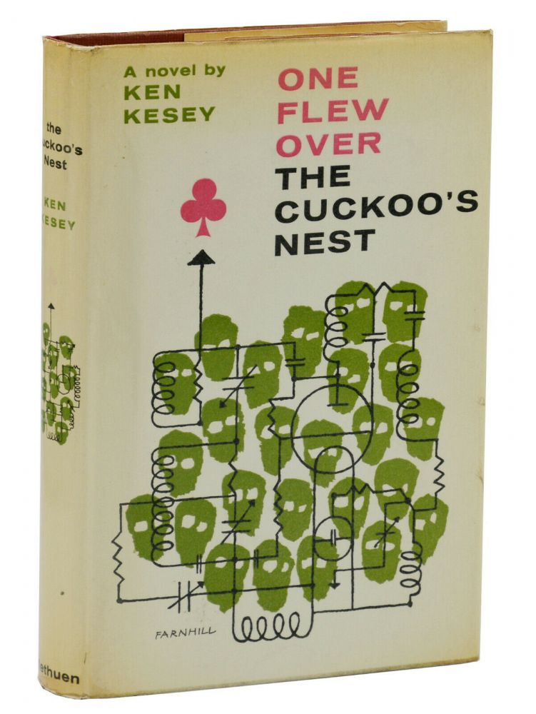 One Flew Over the Cuckoo's Nest. Ken Kesey.