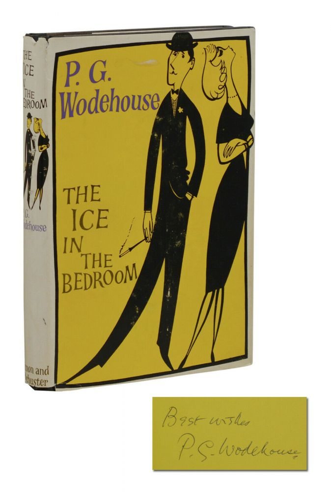 The Ice in the Bedroom. P. G. Wodehouse.
