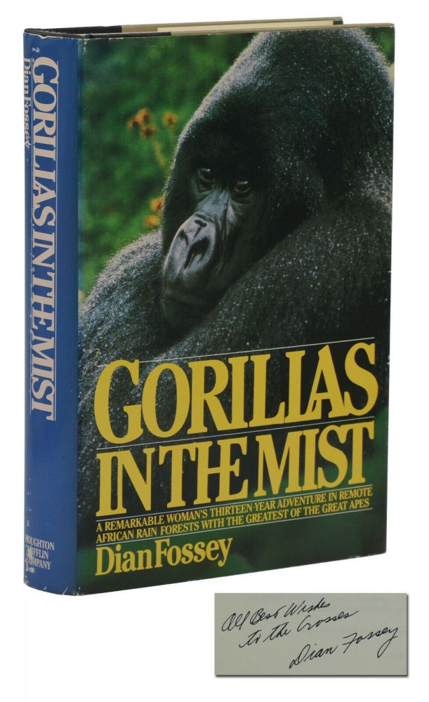 Gorillas in the Mist. Dian Fossey.