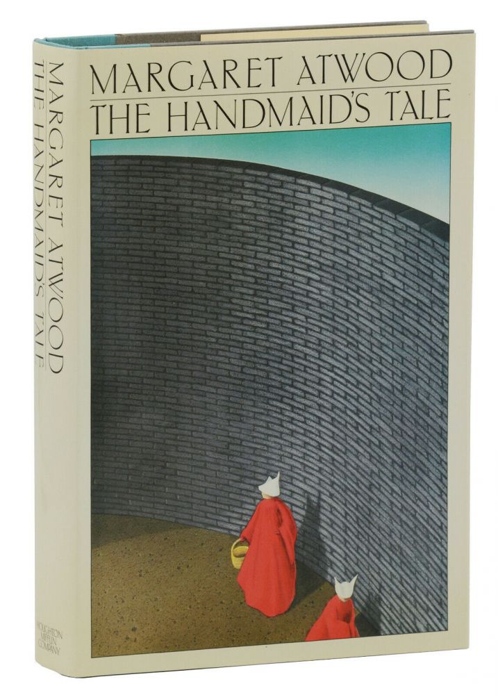 The Handmaid's Tale. Margaret Atwood.