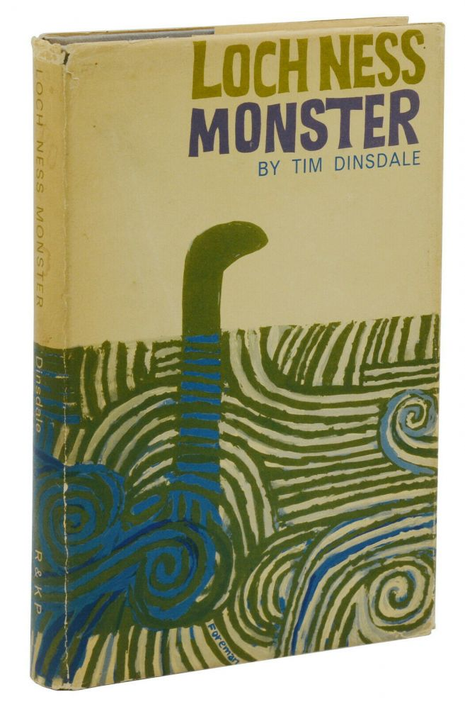 Loch Ness Monster. Tim Dinsdale.