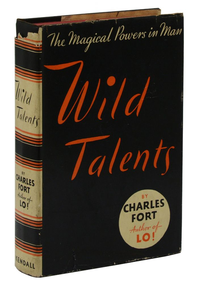 Wild Talents. Charles Fort.