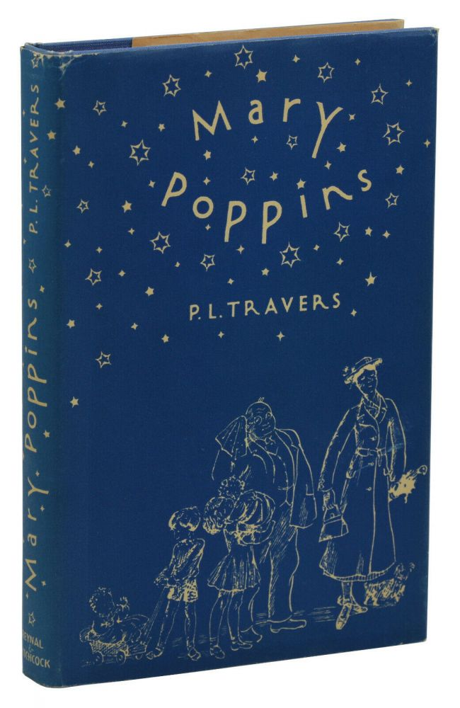 Mary Poppins. P. L. Travers.