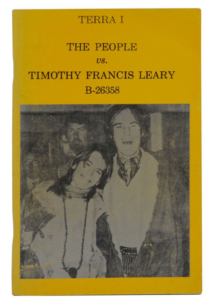 Terra I: The People vs. Timothy Francis Leary B-26358. Timothy Leary, Joanna Leary.