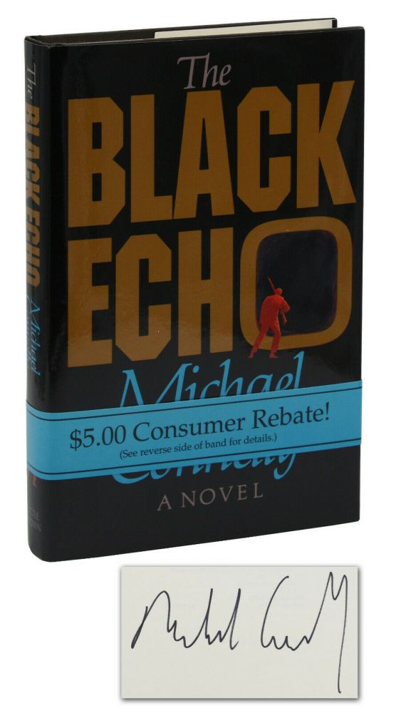 The Black Echo. Michael Connelly.