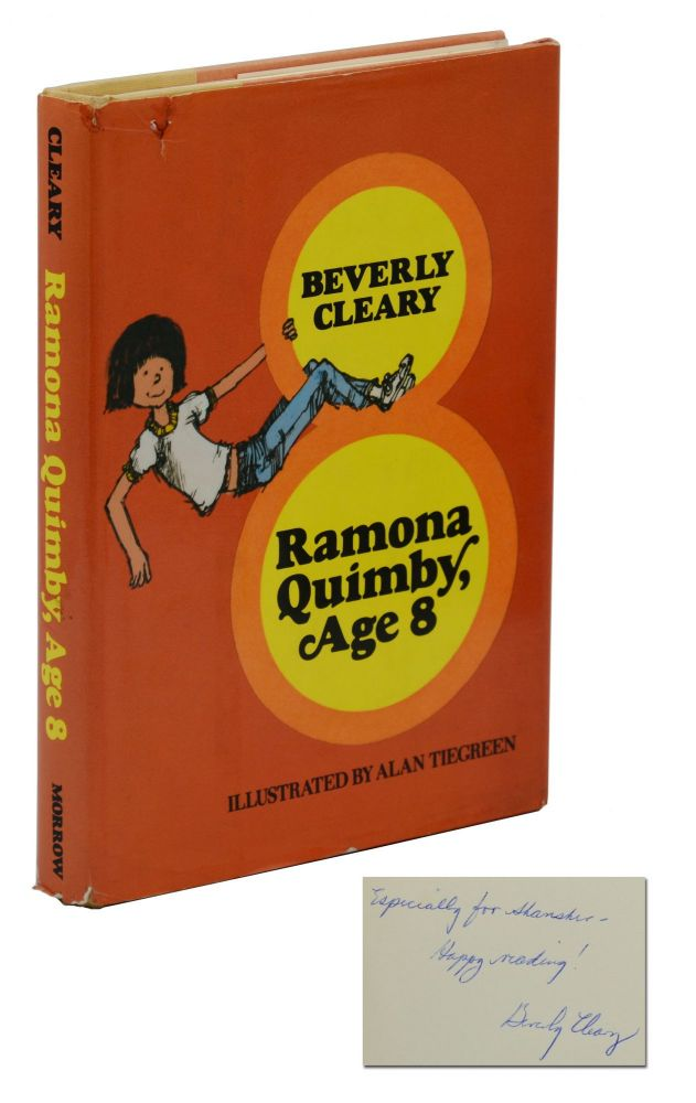 Ramona Quimby, Age 8. Beverly Cleary.