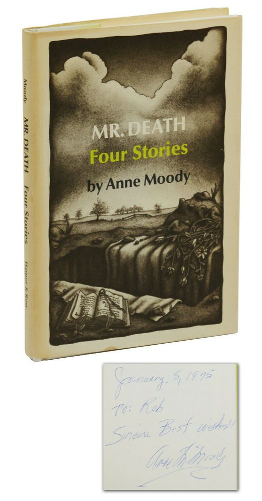 Mr. Death: Four Stories. Anne Moody.