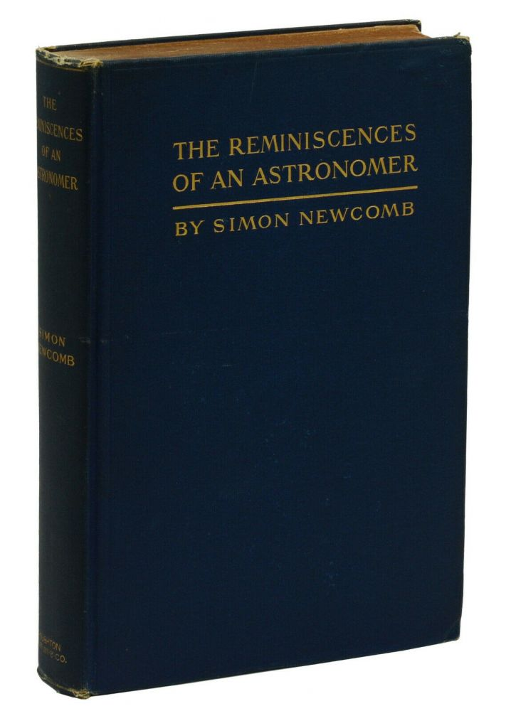 The Reminiscences of an Astronomer. Simon Newcomb.
