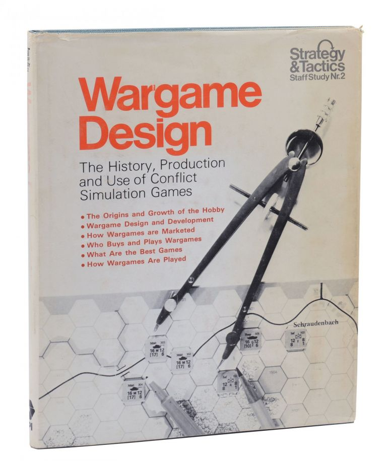 Wargame Design: The History, Production and Use of Conflict Simulation Games. Richard H. Berg, The Staff of Strategy, Tactics Magazine.