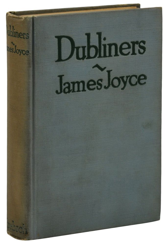 Dubliners. James Joyce.