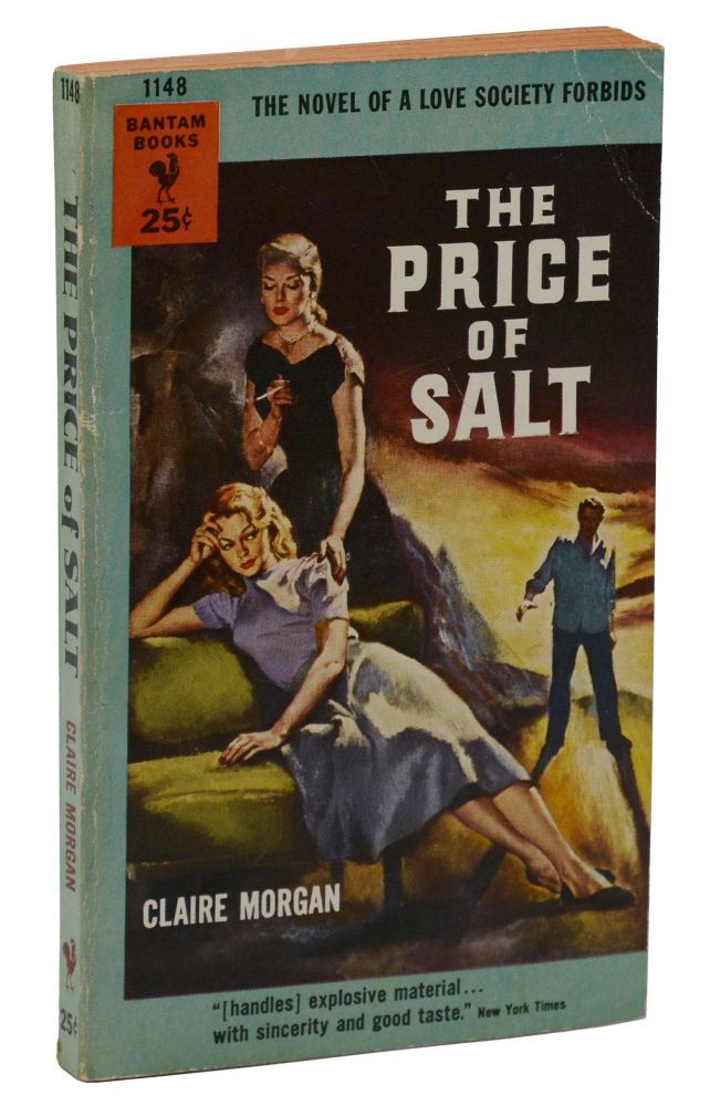 The Price of Salt. Patricia Highsmith, Claire Morgan.