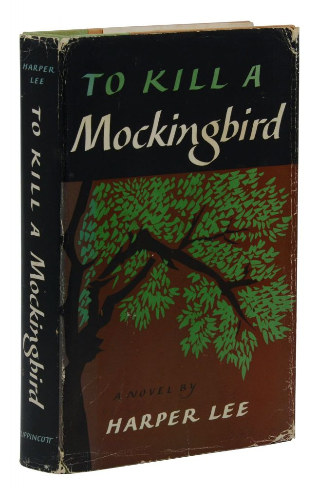 To Kill a Mockingbird. Harper Lee.