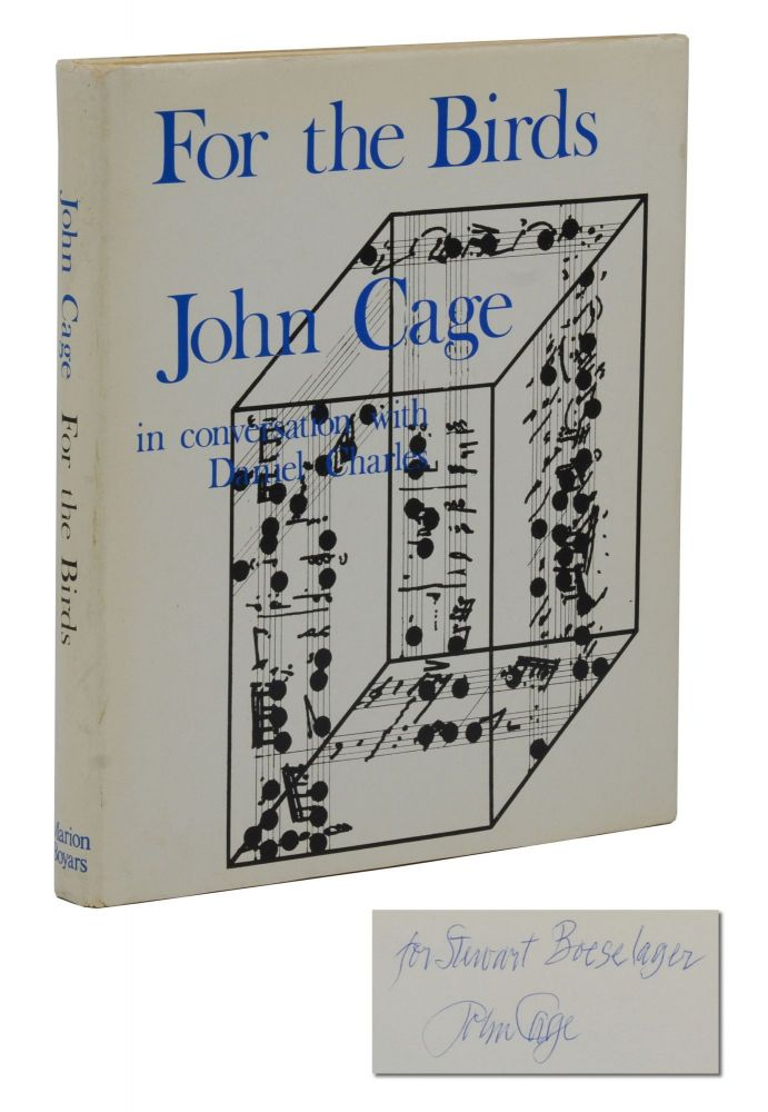 For the Birds. John Cage.