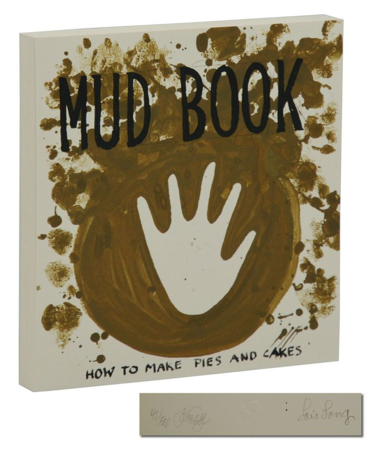 Mud Book. John Cage, Lois Long.