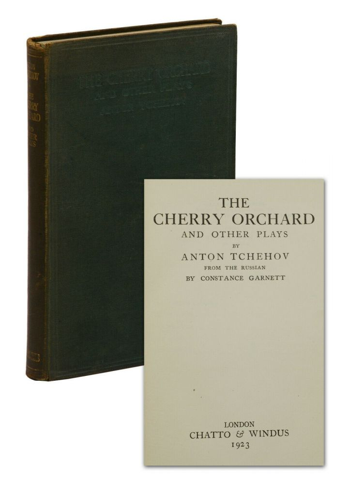 The Cherry Orchard and Other Plays (The Plays of Tchehov Vol. 1). Anton Chekhov, Constance Garnett, Anton Tchehov.