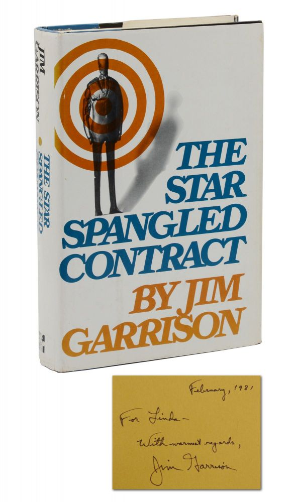 The Star Spangled Contract. Jim Garrison.