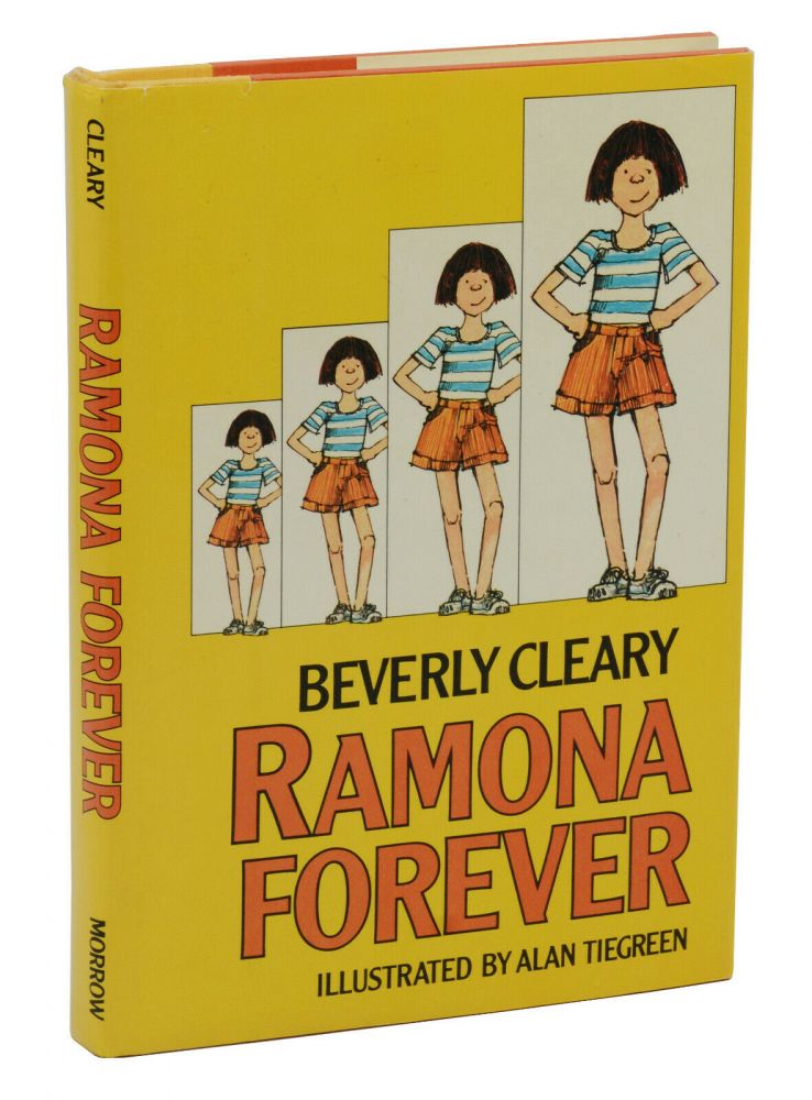 Ramona Forever. Beverly Cleary, Alan Tiegreen.