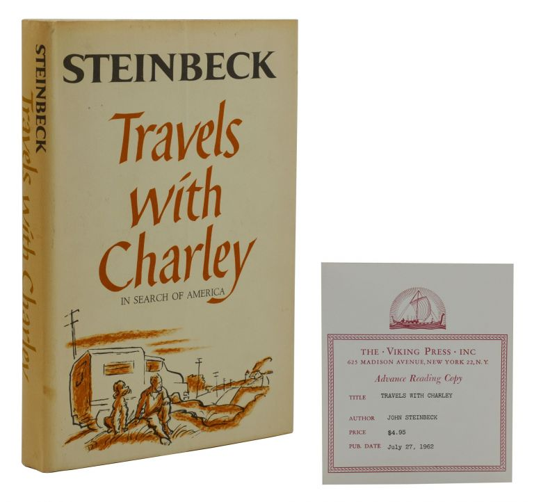 Travels with Charley: In Search of America. John Steinbeck.