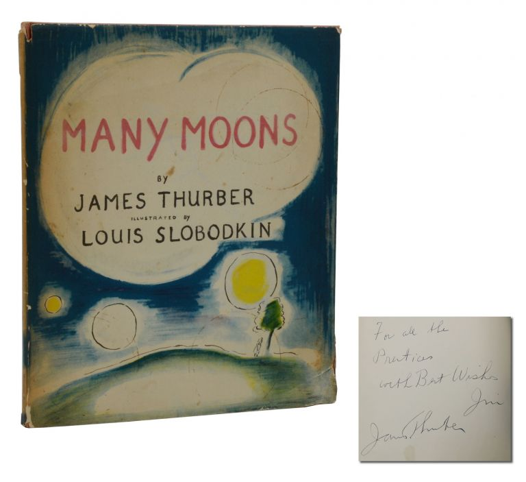 Many Moons. James Thurber, Louis Slobodkin, Illustrations.