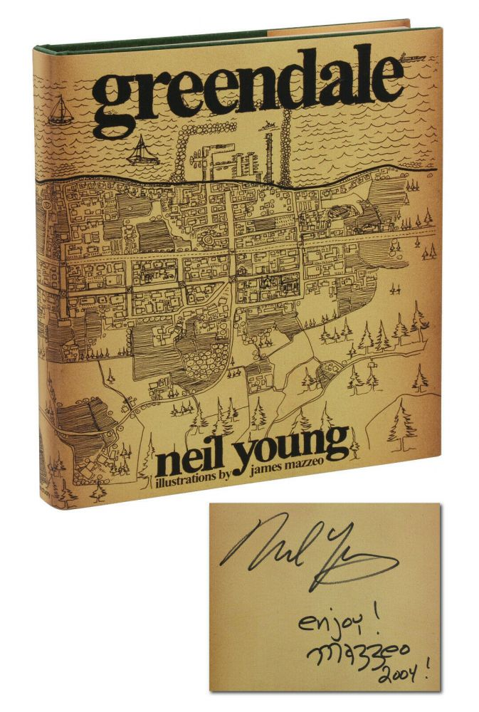 Greendale. Neil Young, James Mazzeo.