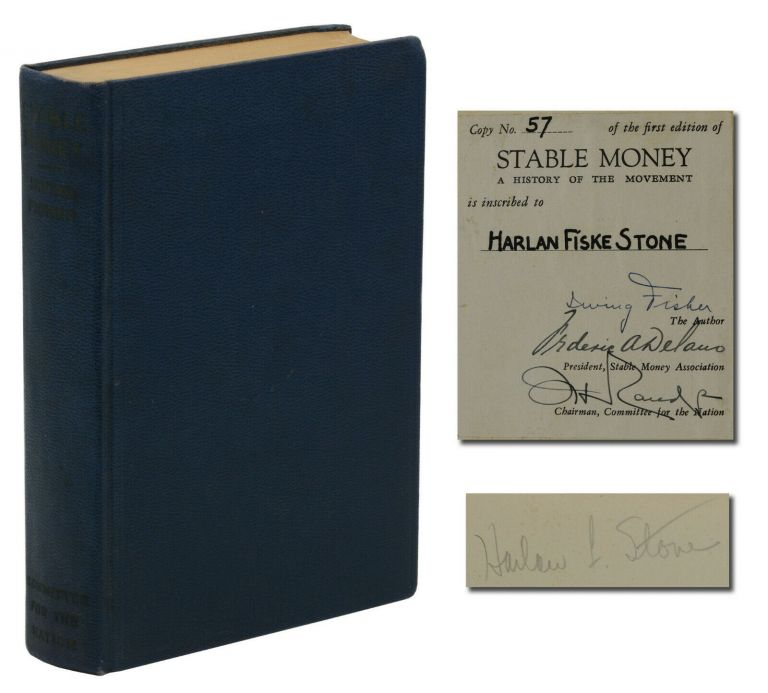 Stable Money. Irving Fisher.