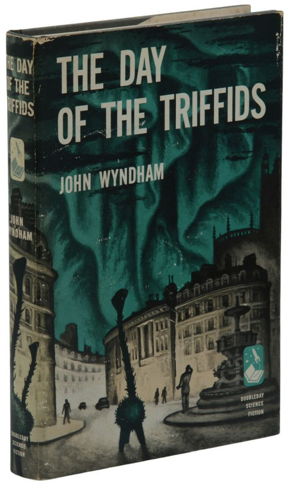 The Day of the Triffids. John Wyndham.