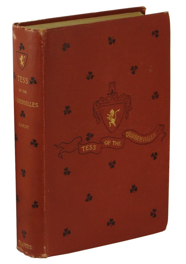 Tess of the D'Urbervilles | Thomas Hardy | First Edition
