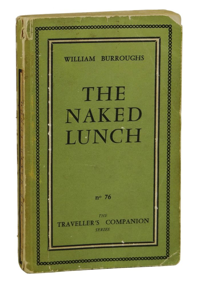 Naked Lunch: Burroughs - From the Current - The Criterion