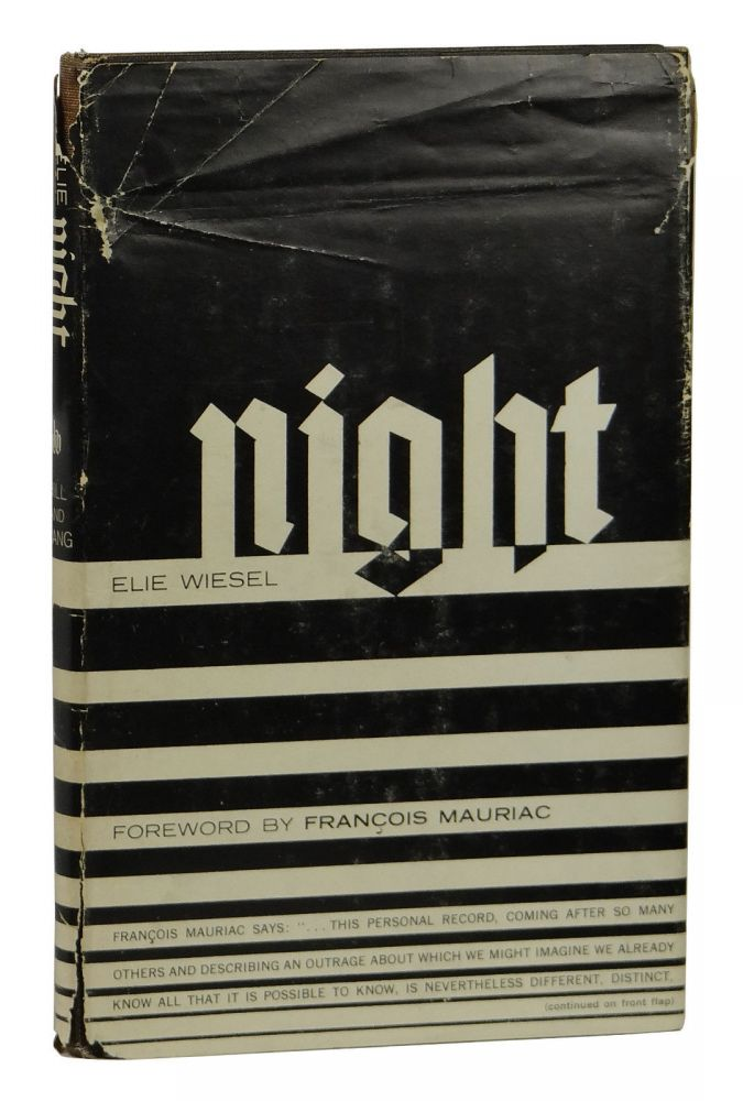 Night. Elie Wiesel.