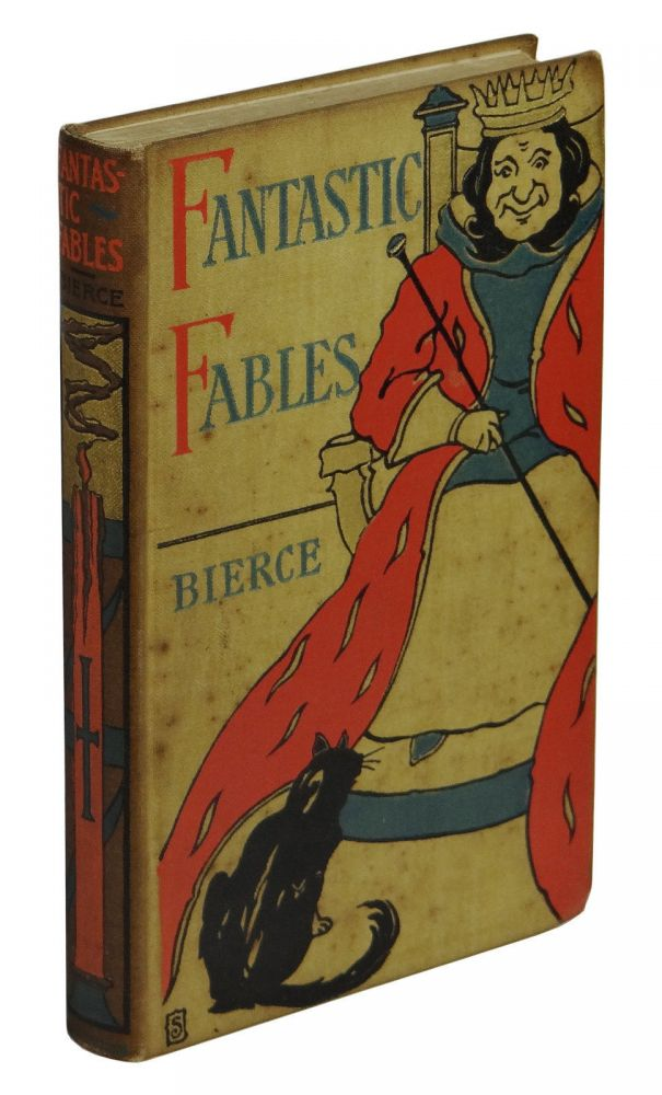 Fantastic Fables. Ambrose Bierce.
