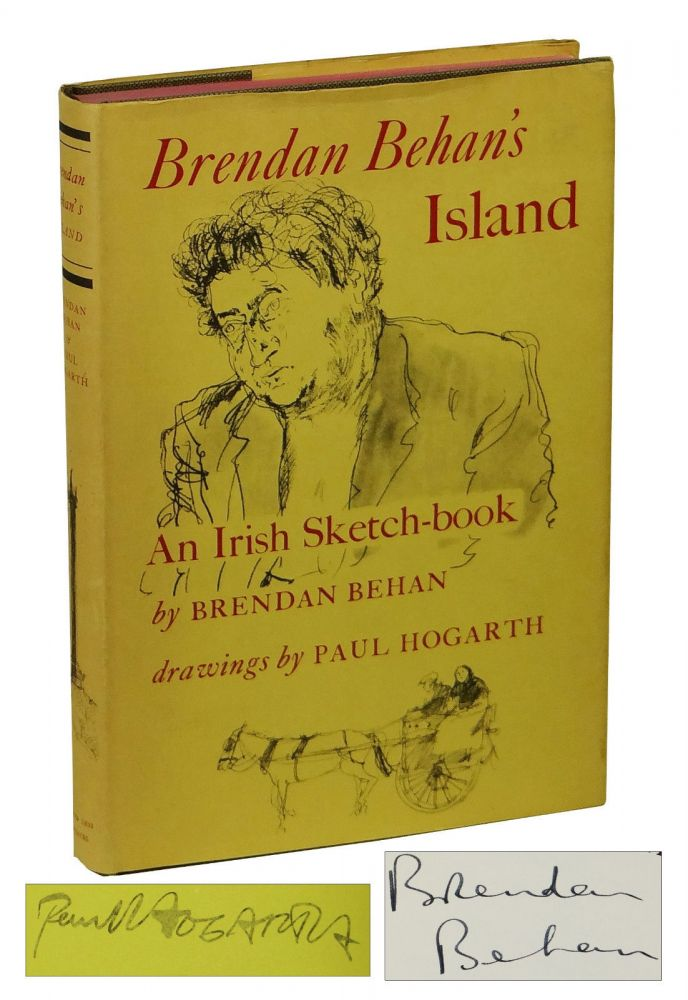 Brendan Behan's Island: An Irish Sketch-book. Brendan Behan, Paul Hogarth.