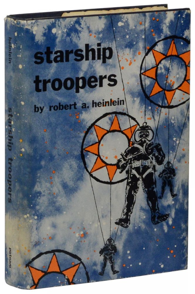 starship troopers essays Starship troopers as much as i hate books this book was pretty good at first i didn't like the book because it just started, jumping right in i felt like i.