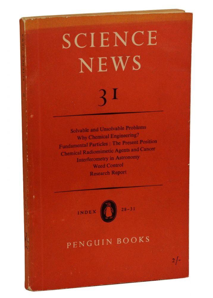 """""""Solvable and Unsolvable Problems"""" in Science News 31. Alan Turing, A. W. Haslett."""