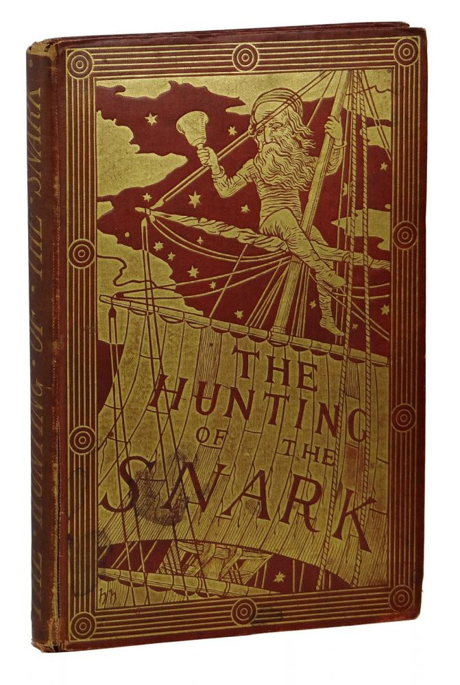 The Hunting of the Snark. Lewis Carroll, Charles Dodgson.