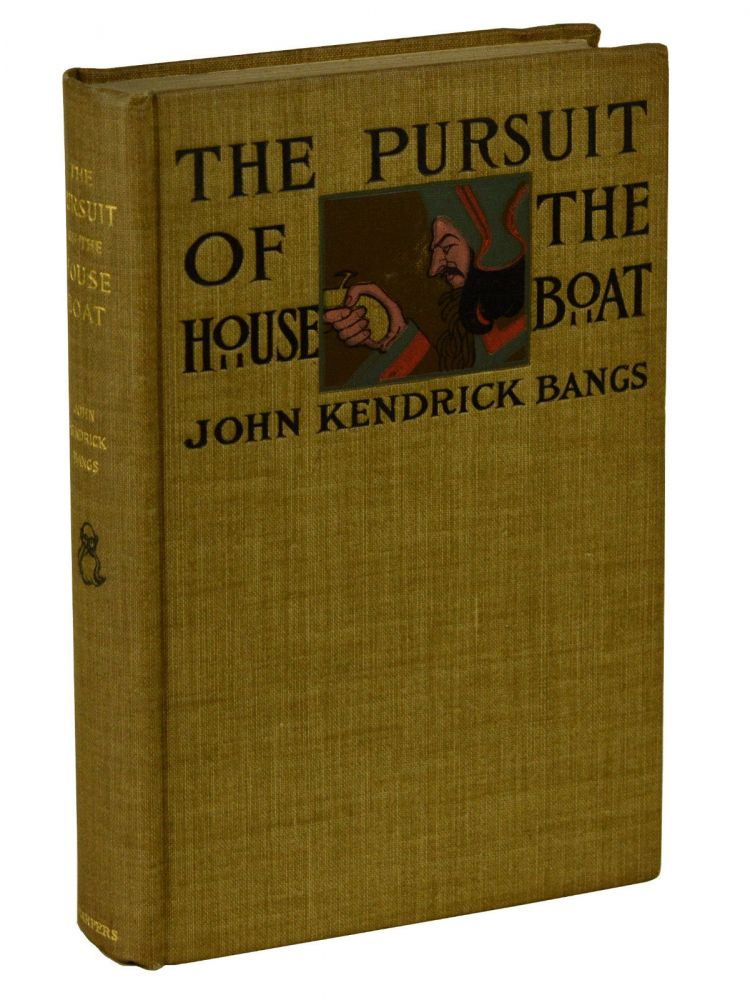 The Pursuit of the House Boat. John Kendrick Bangs, Peter Newell.
