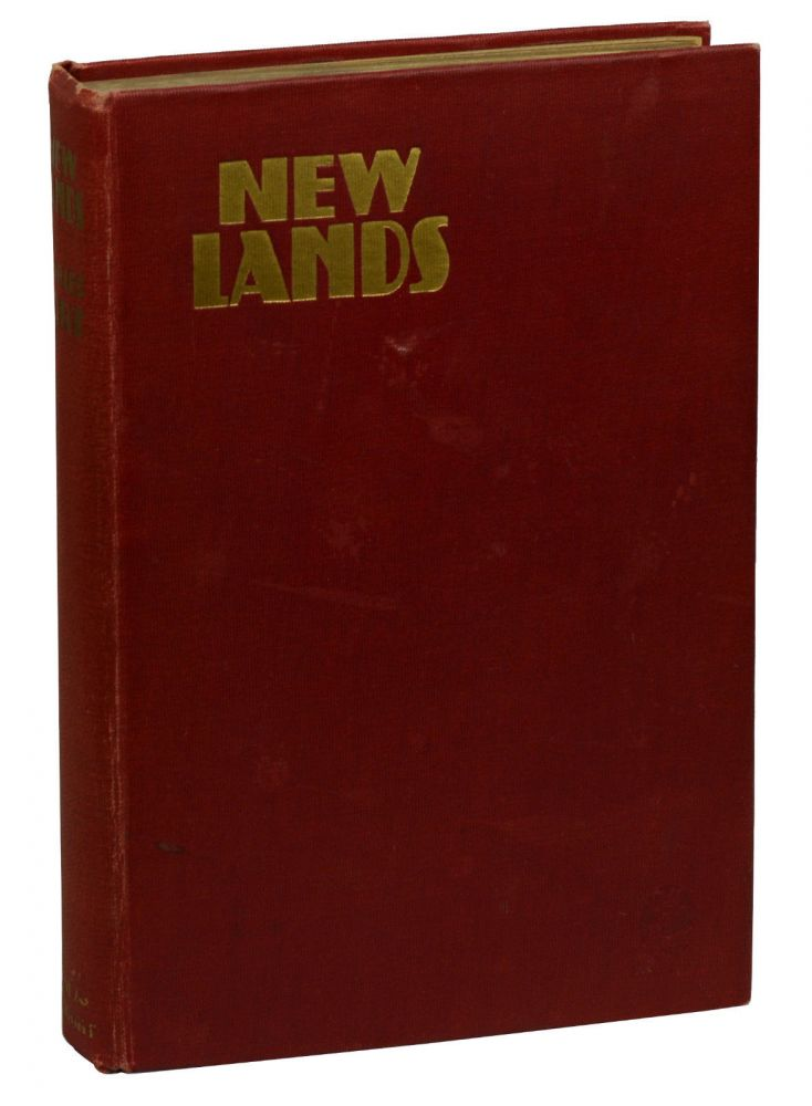 New Lands. Charles Fort, Booth Tarkington, Introduction.