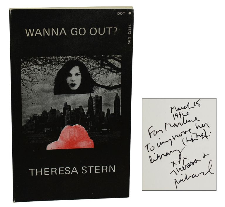 Wanna Go Out? Theresa Stern, Pseudonym, Richard Hell, Tom Verlaine.