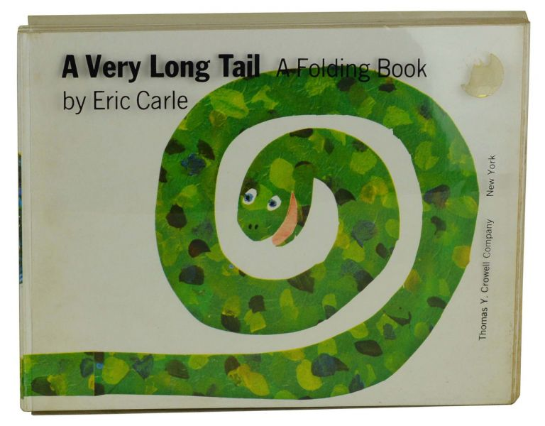 A Very Long Tail. Eric Carle.