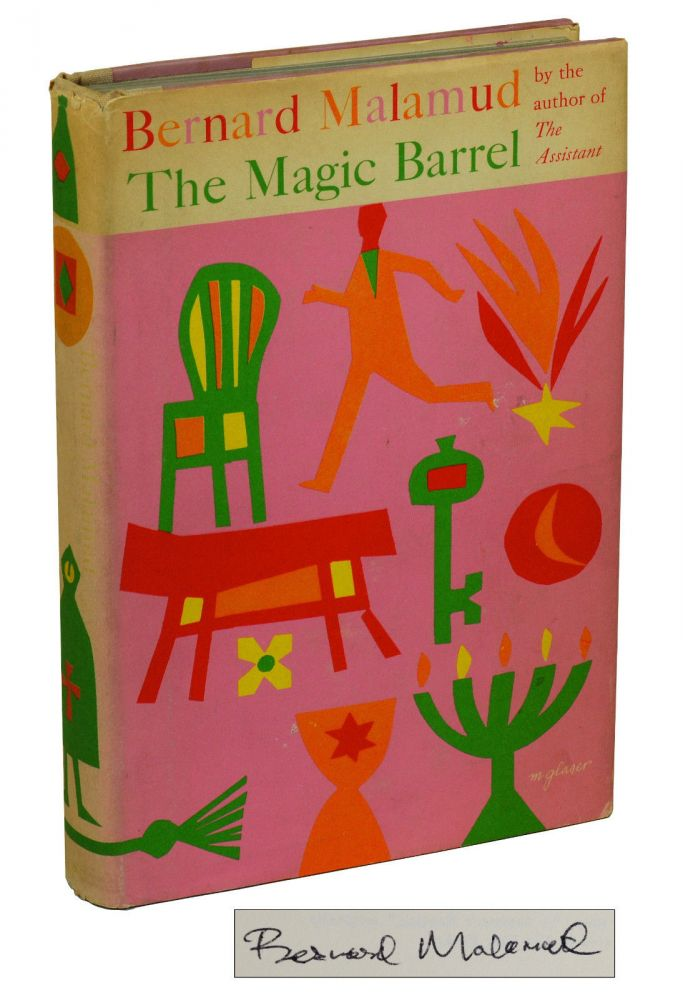 The Magic Barrel. Bernard Malamud.