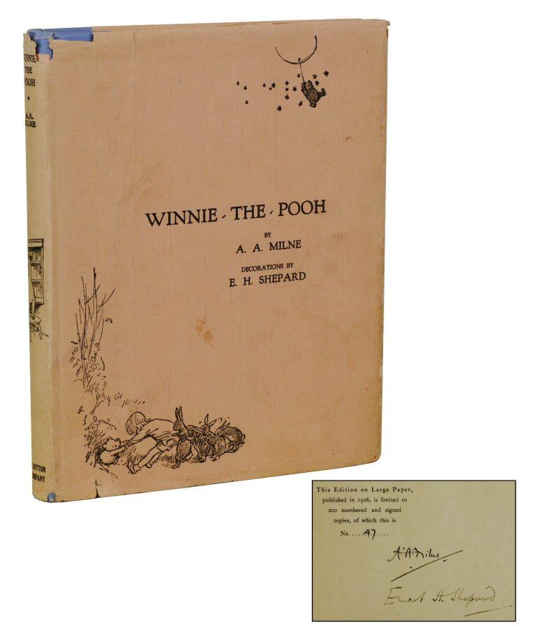 Winnie the Pooh. A. A. Milne, E. H. Shepard, Illustrations.